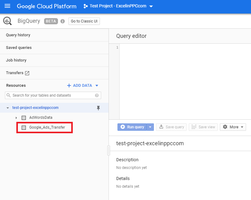 Google BigQuery: Automation Powerhouse for Google Ads