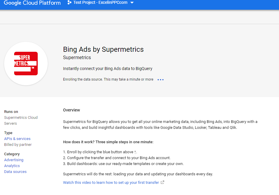 Supermetrics for BigQuery: Step by Step Guide – Excel In PPC